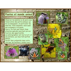 AA - Plantes et monde animal